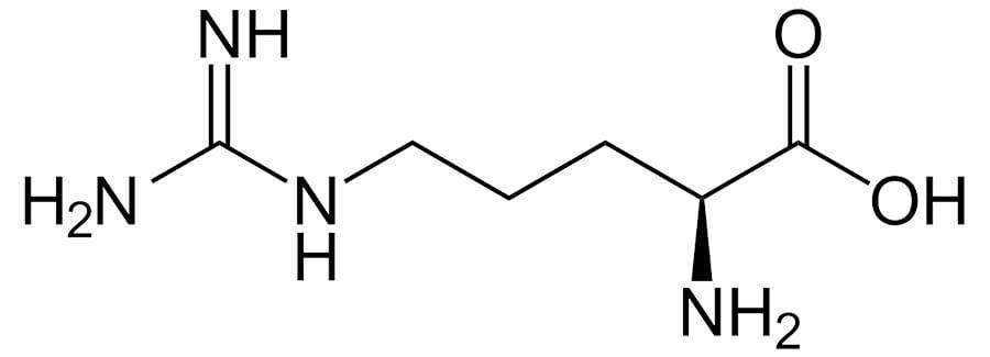 struttura chimica l-arginina (1)