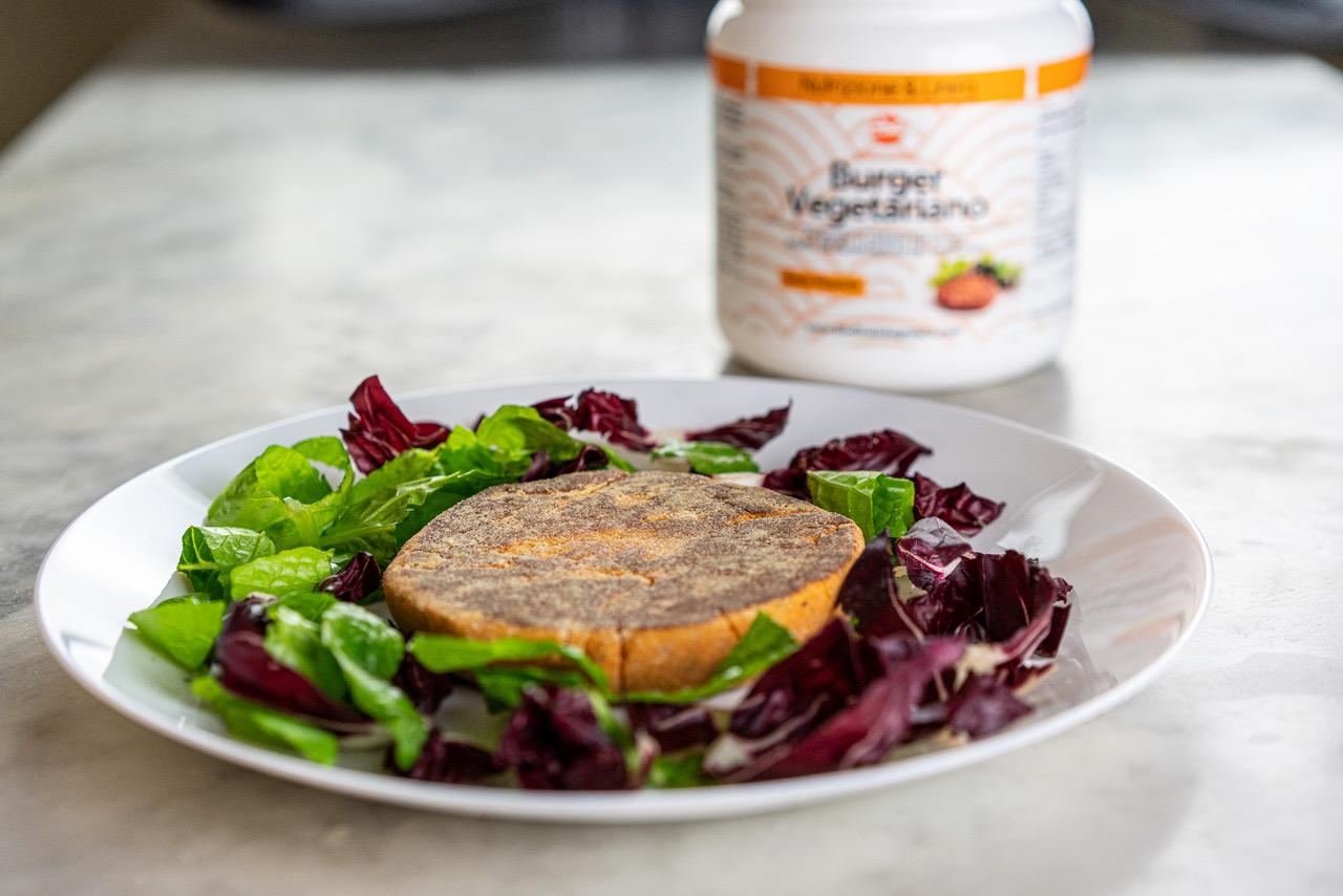 biolineintegratori - Vegetarian burger