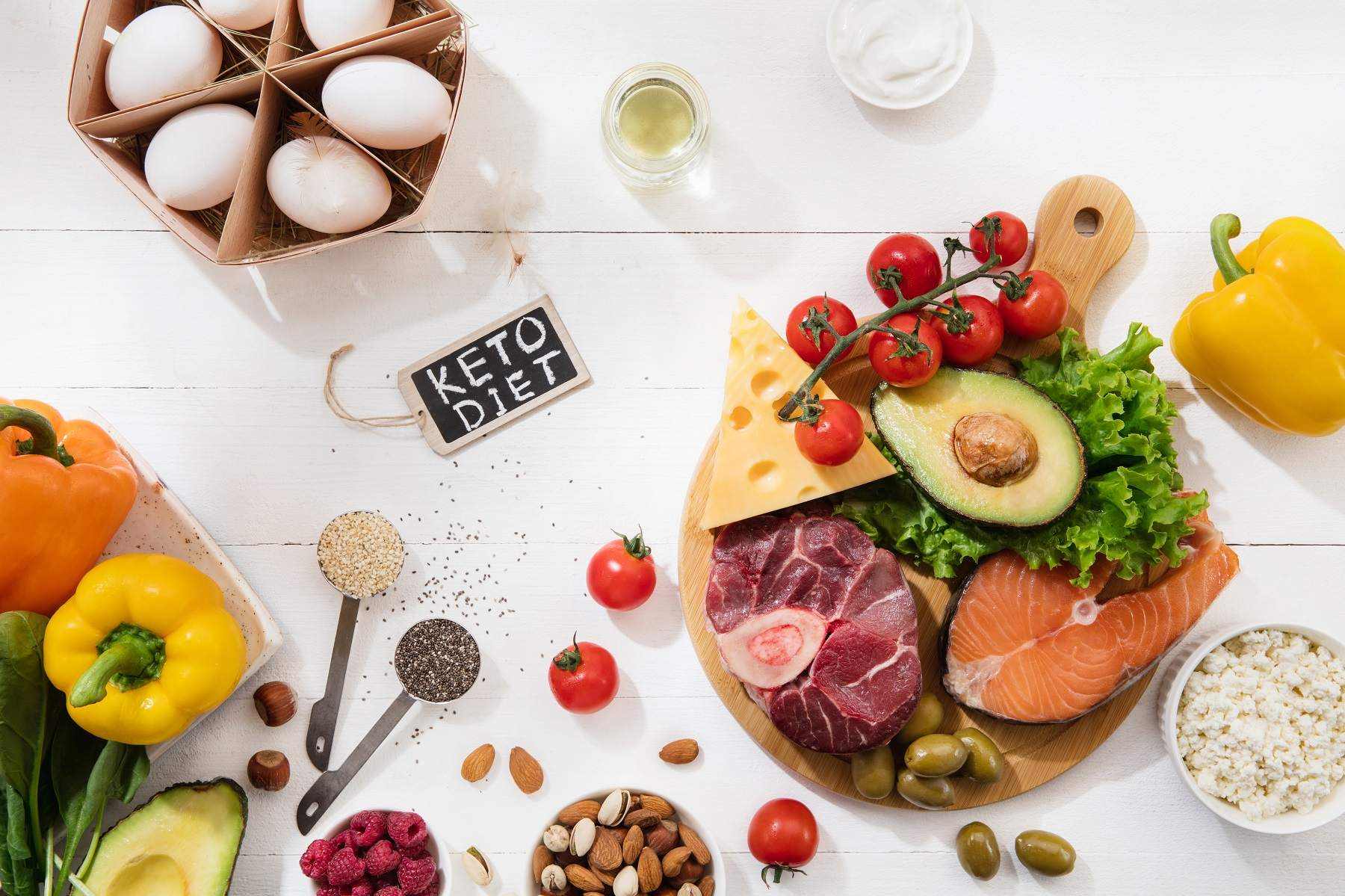 Cover page - ketogenic diet 3