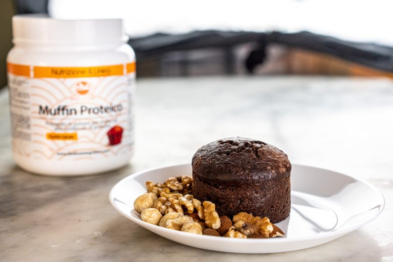 Cover - Protein muffin