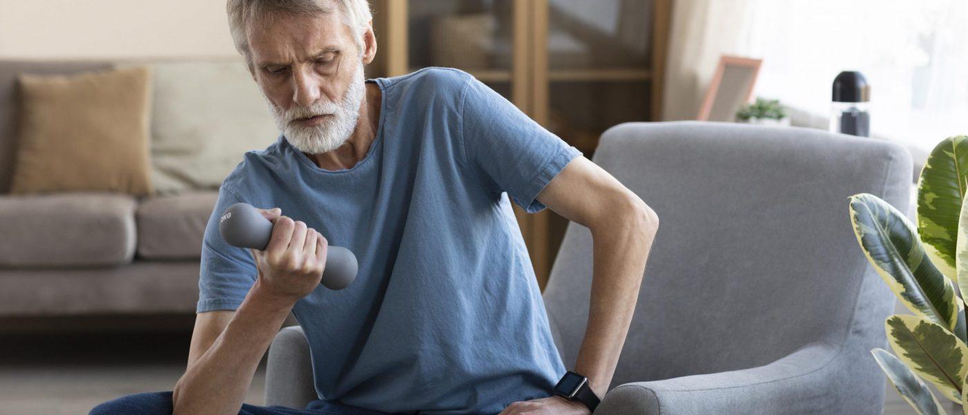 Copertina - Invecchiamento e sarcopenia